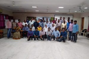 200312 FPOs training Telangana NABARD