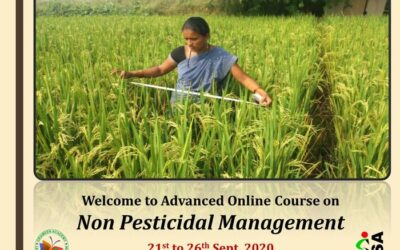 Advanced Course on Non Pesticide Management